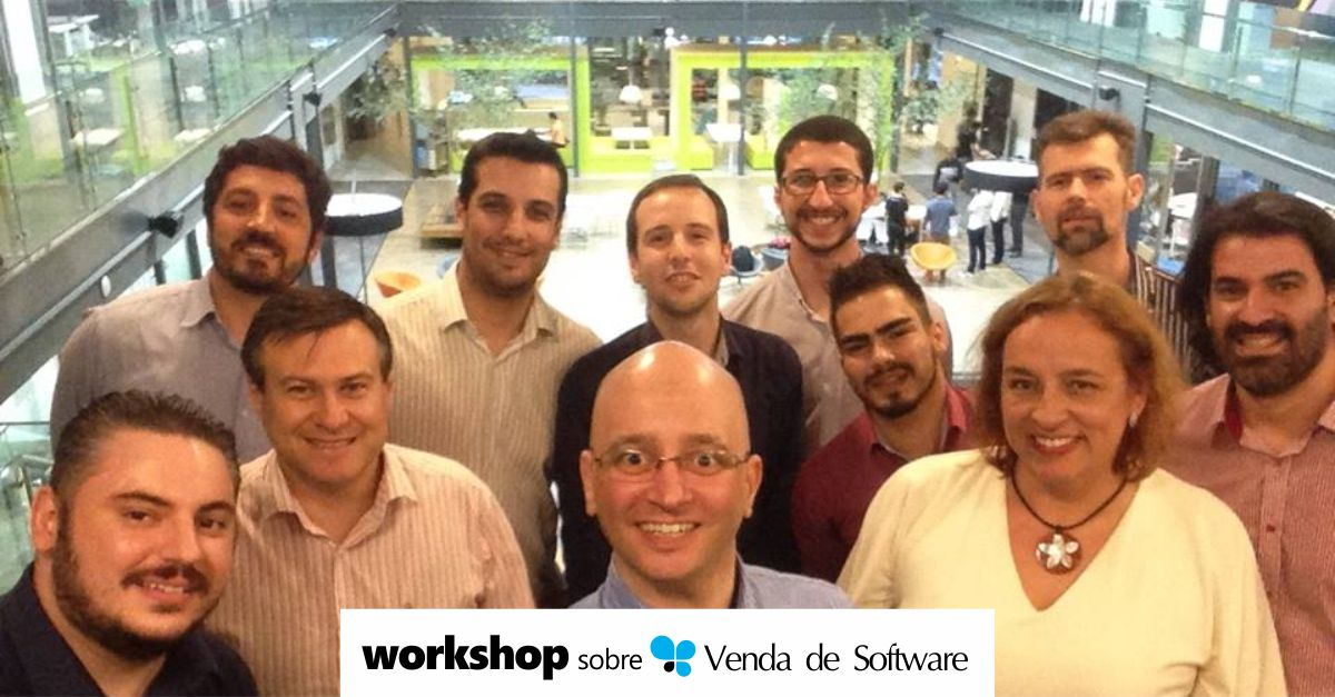 WORKSHOP SOBRE VENDA DE SOFTWARE