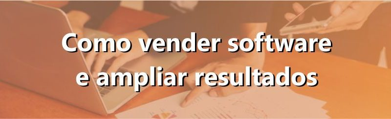Como vender software